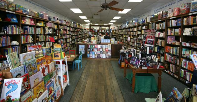 Blue Willow Bookshop