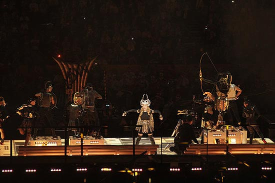 Madonna - Super Bowl Medley 2012